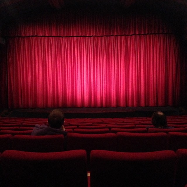 Cheap things to do in Edinburgh - Filmhouse Friday matinee
