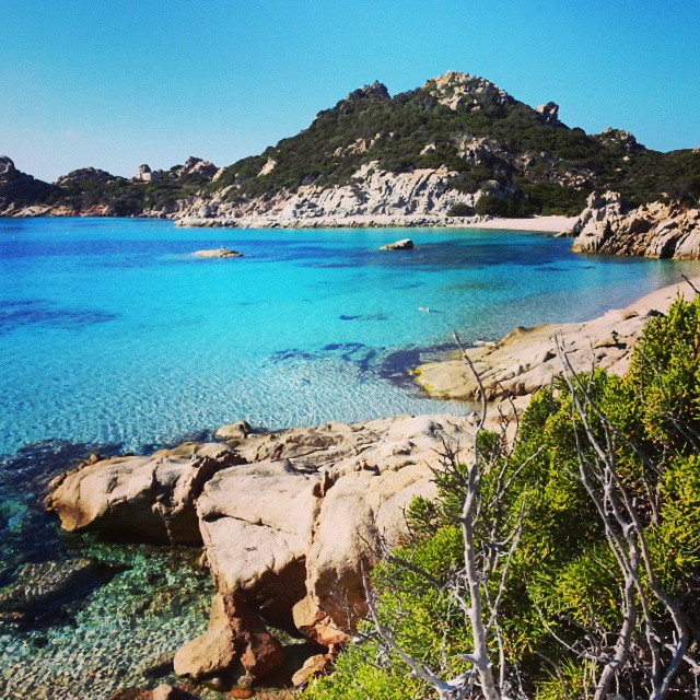 The Maddalena Archipelago is home to 60 islands and islets.