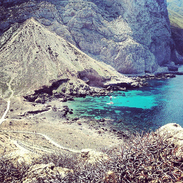 Marettimo Island is the ideal spot for exploring its beaches, grottos and caves.