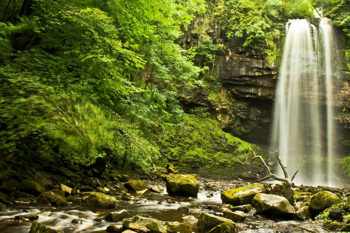 The Four Falls Walk