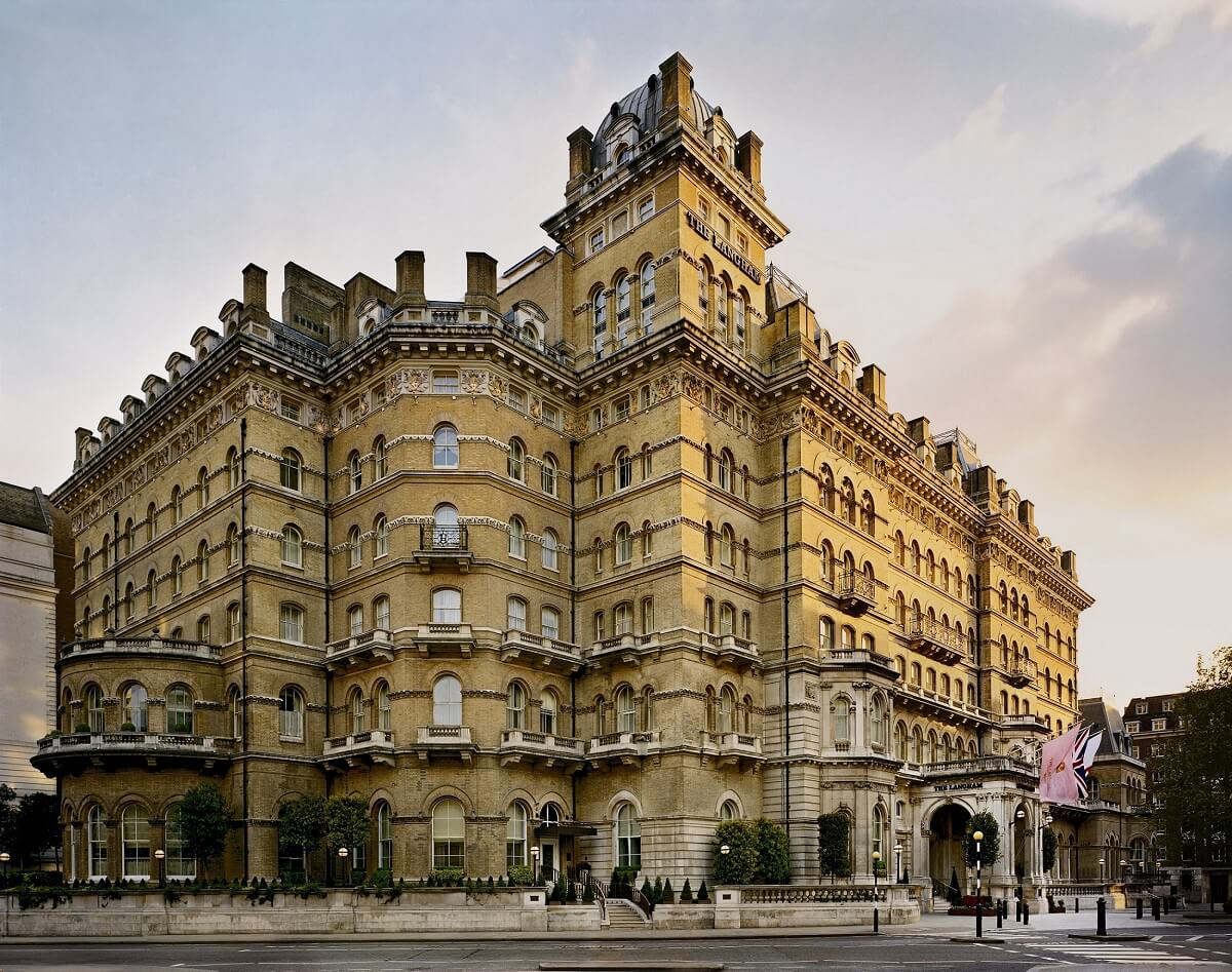 The Langham, London - celebrity hotels