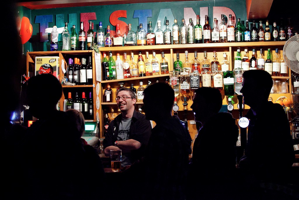 Red Raw at The Stand - things to do in Edinburgh for under a fiver