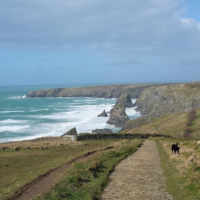 Beauty spots in Cornwall