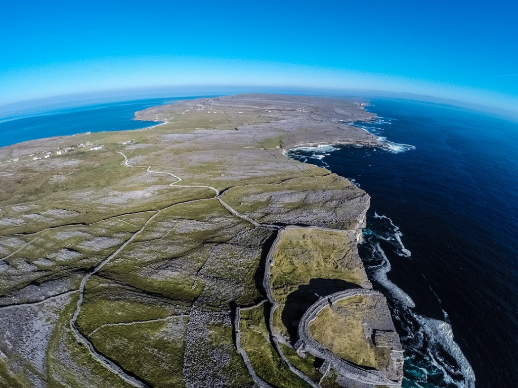 Wild Atlantic Way - Inis Mor