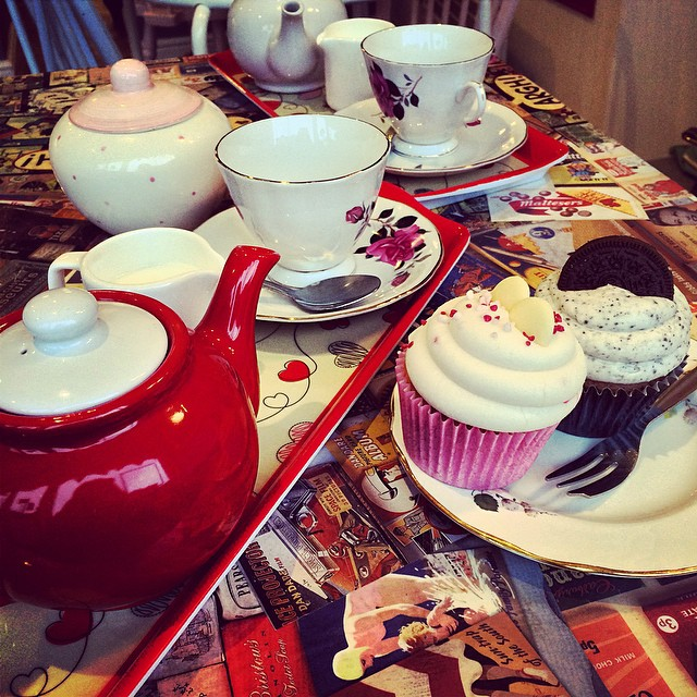 Places to eat in Cardiff: Emma Jane's Cupcakes