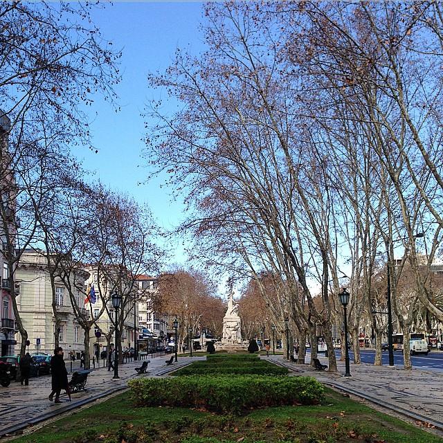 Luxury European shopping streets