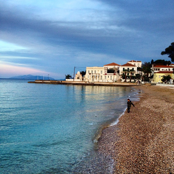 Beautiful Greek islands: Spetses