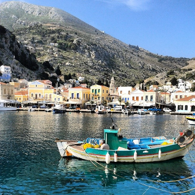 Lesser-known Greek islands: Symi