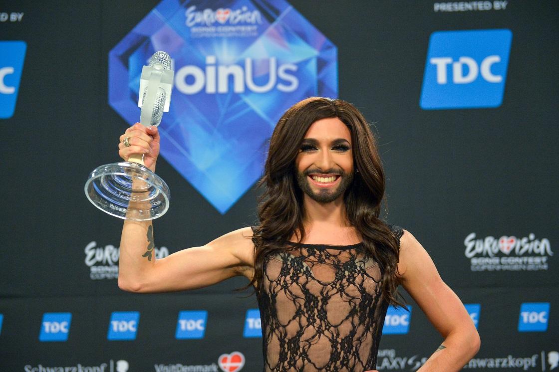 Eurovision 2014 winner Conchita Wurst