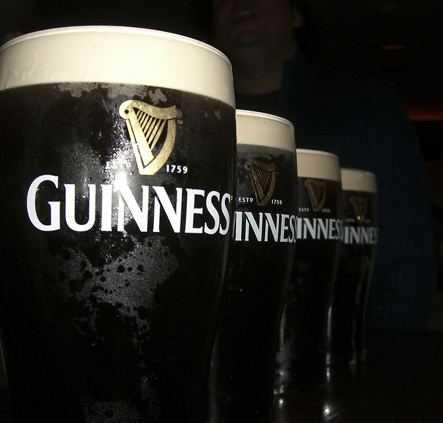 Budget Guide to Dublin - Guinness