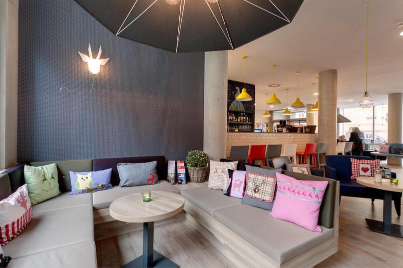 Budget Vienna Hotels - Meininger