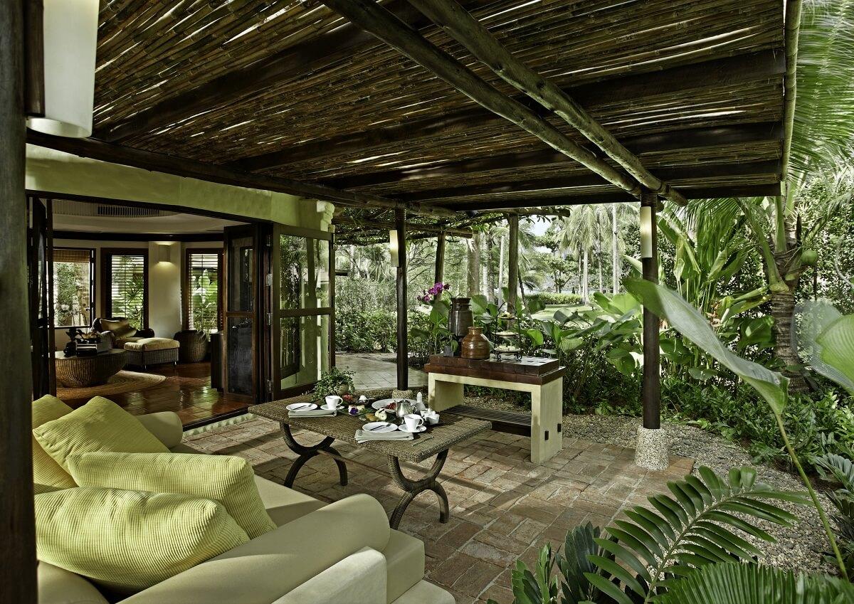 hoteles en la selva -Ao-Nang hotels, Thailand