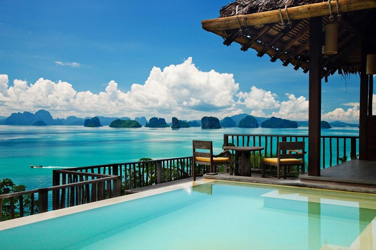 hoteles en la selva -Six Senses Hideaway, Thailand