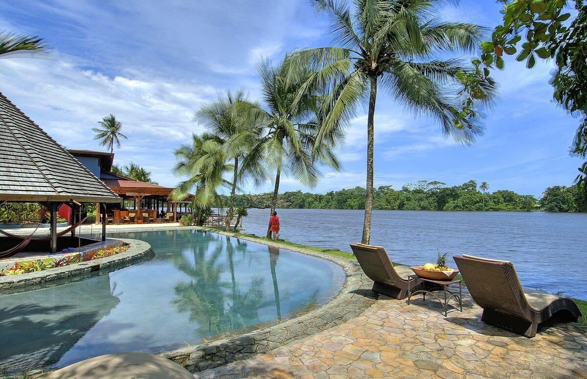 hoteles en la selva -Tortuga Lodge & Gardens, Costa Rica