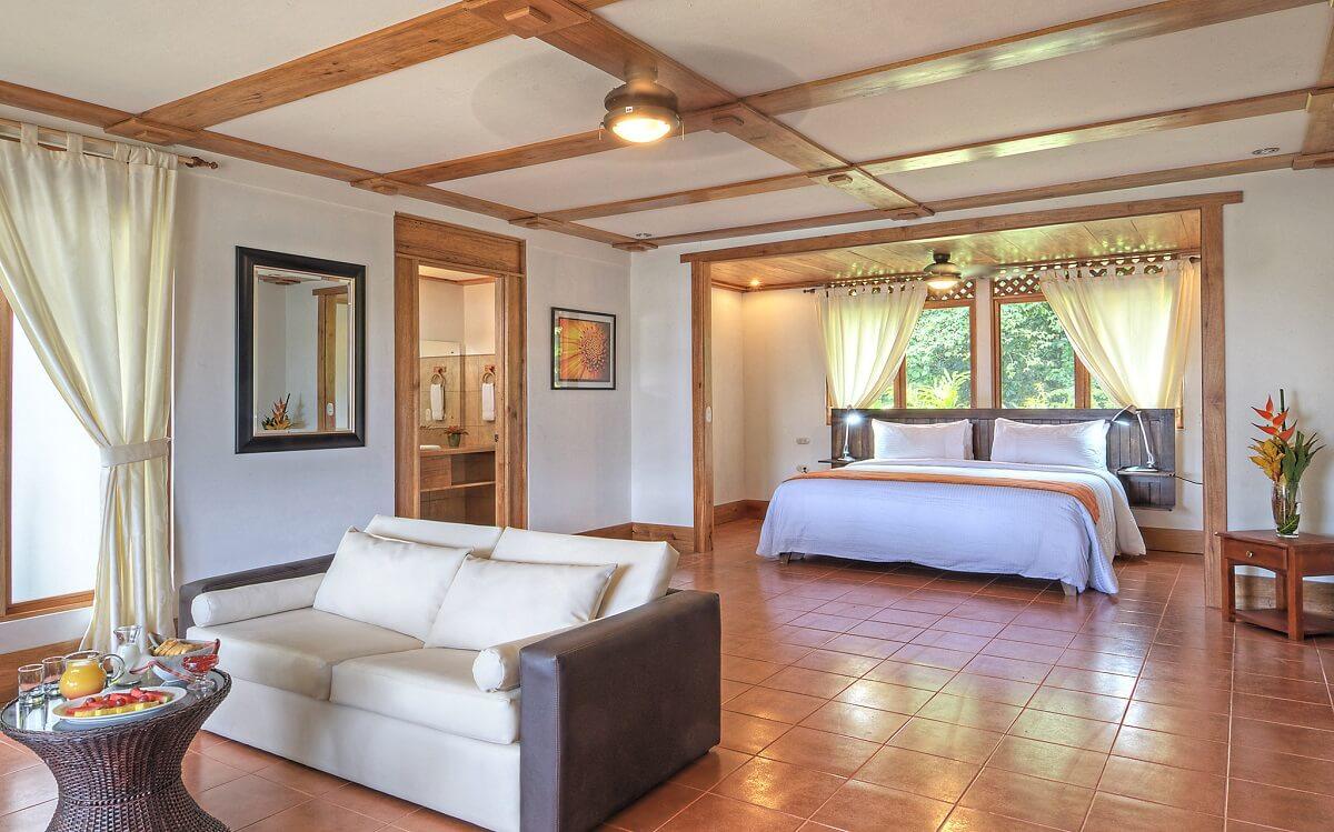 hoteles en la selva -Exotic hotels, Costa Rica