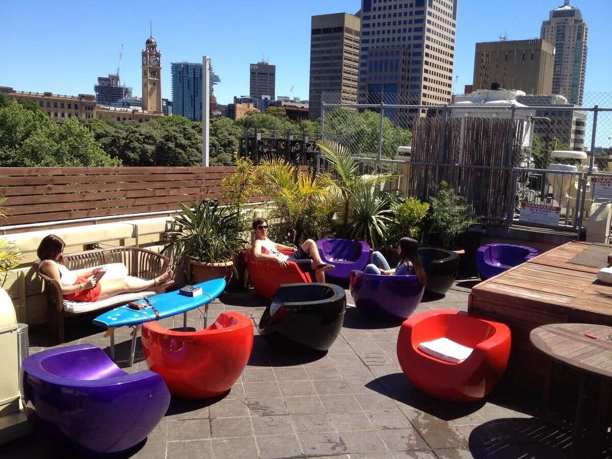 Budget accommodation in Sydney: stay in the Big Hostel