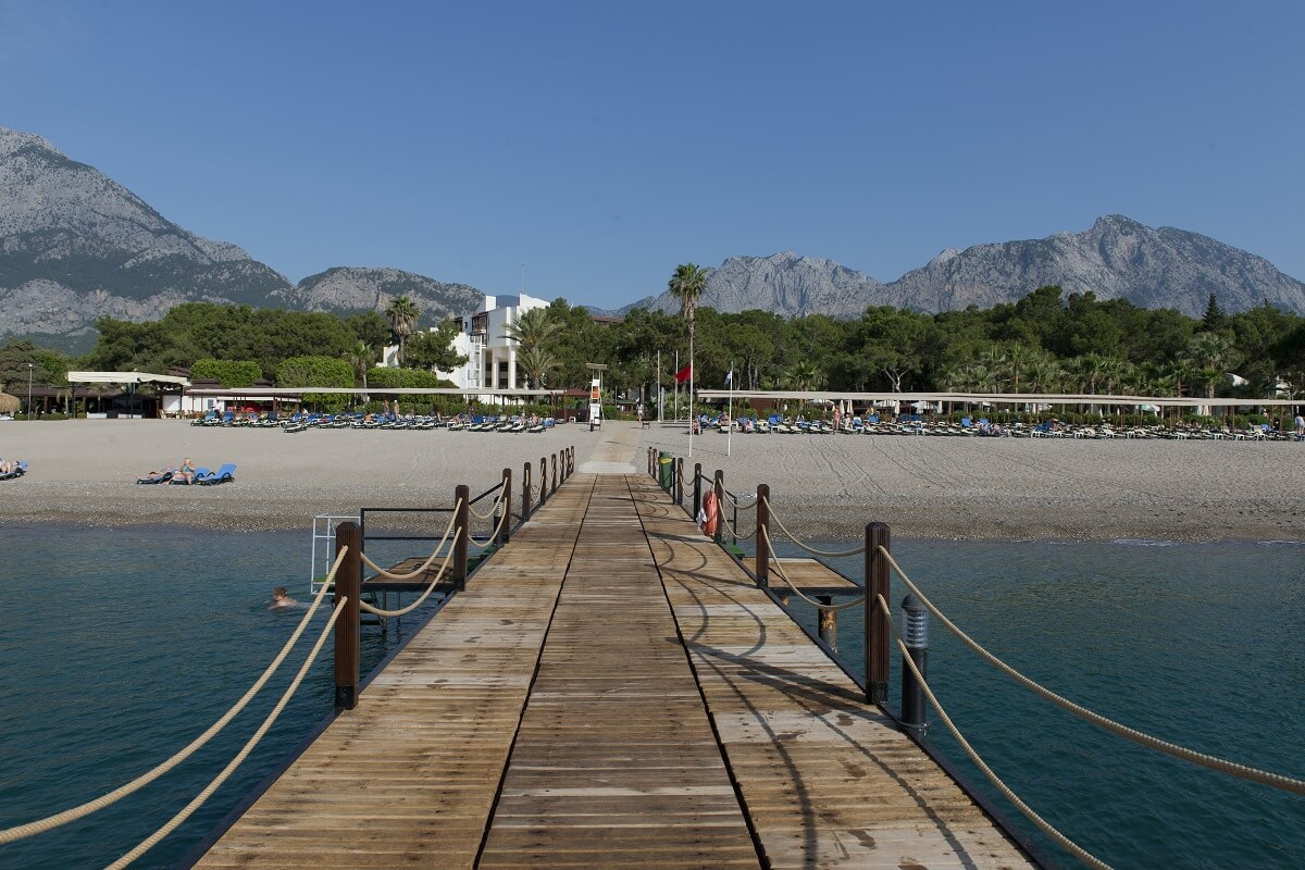 Beach hotels: Otium Life Hotel