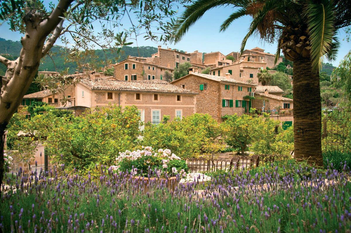 Tennis hotel the Belmond La Residencia