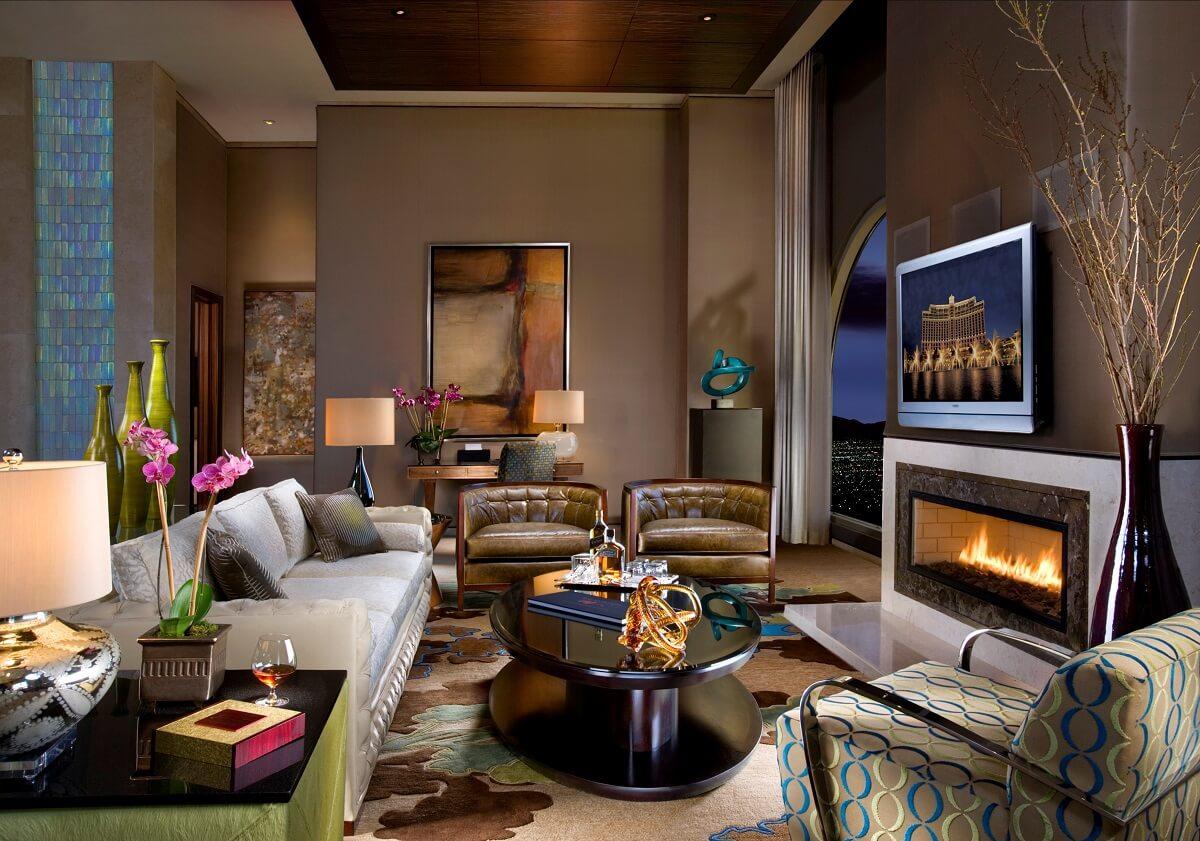 Amazing hotel suites: Las Vegas