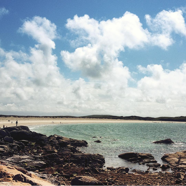 Beaches, County Galway: Dog's Bay