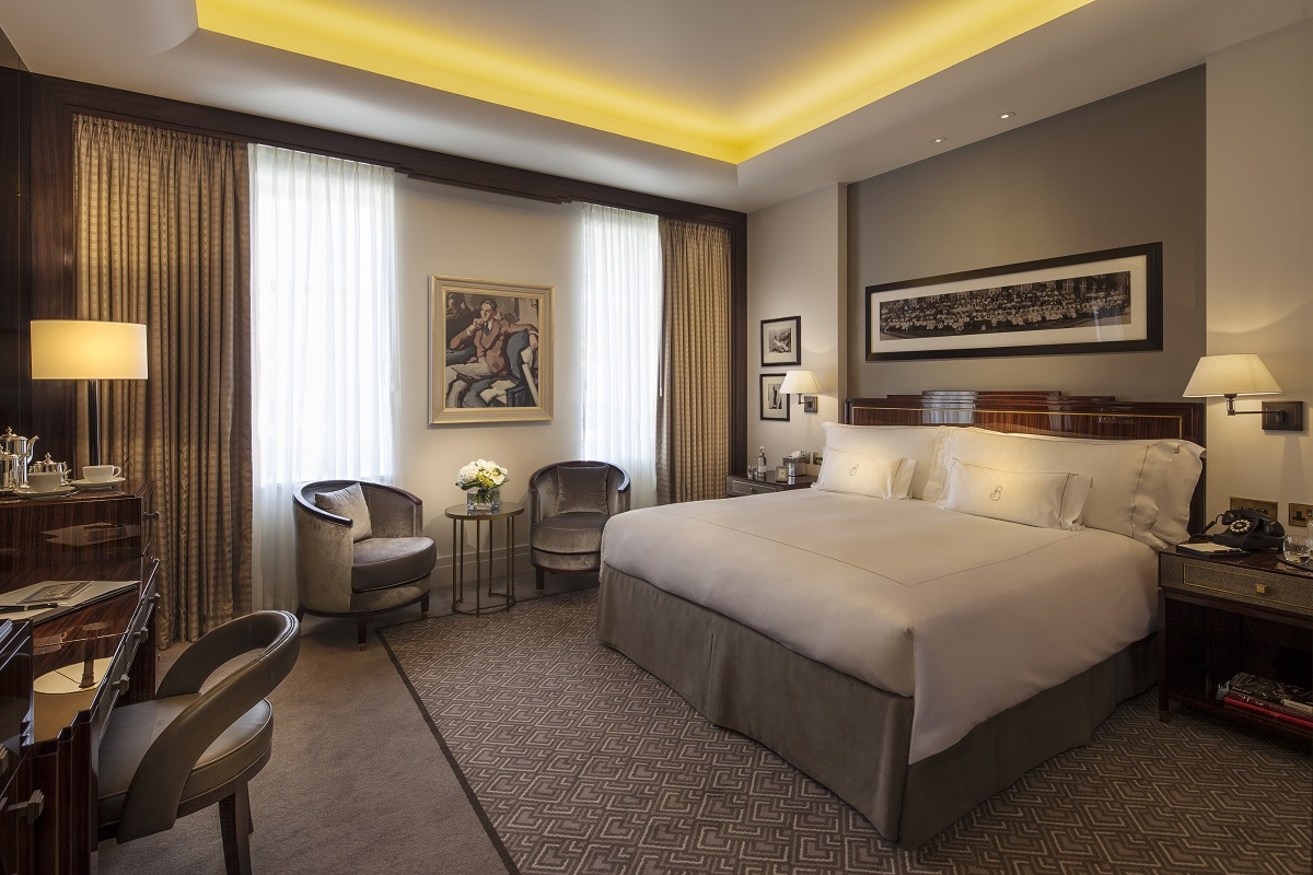 Luxury hotels in London: the Beaumont