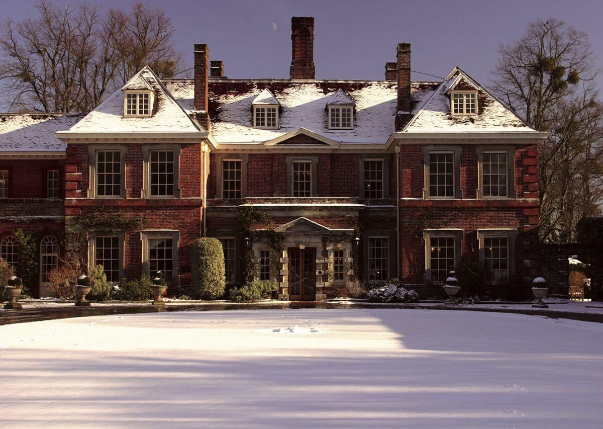 Lainston House winter