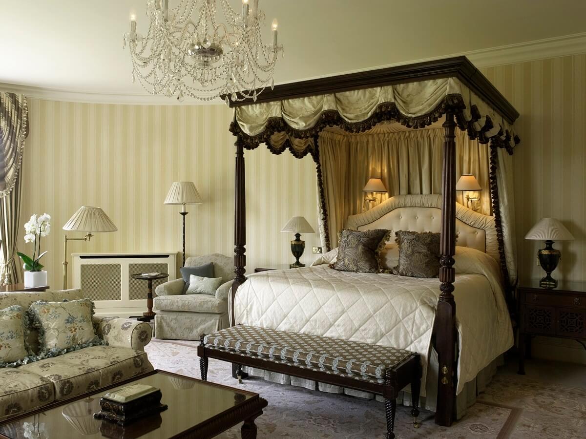 Lucknam Park luxury hotel