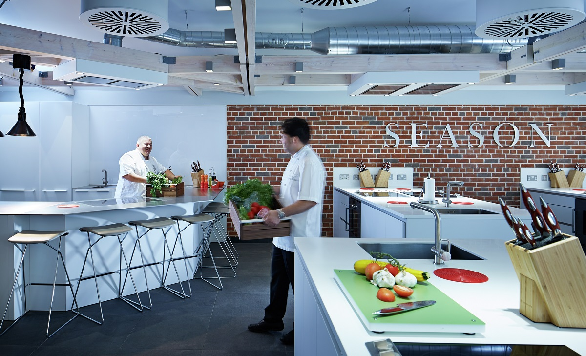 Season cookery school: Exclusive Hotels