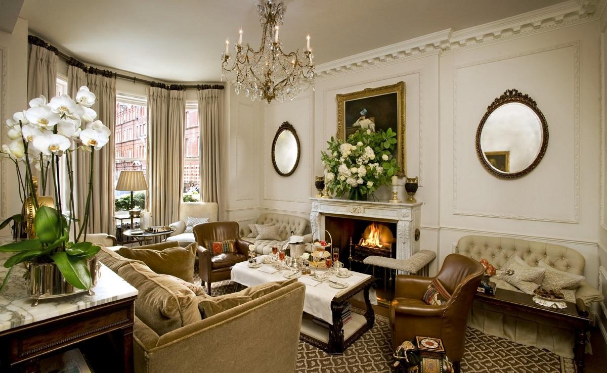 most popular london hotels