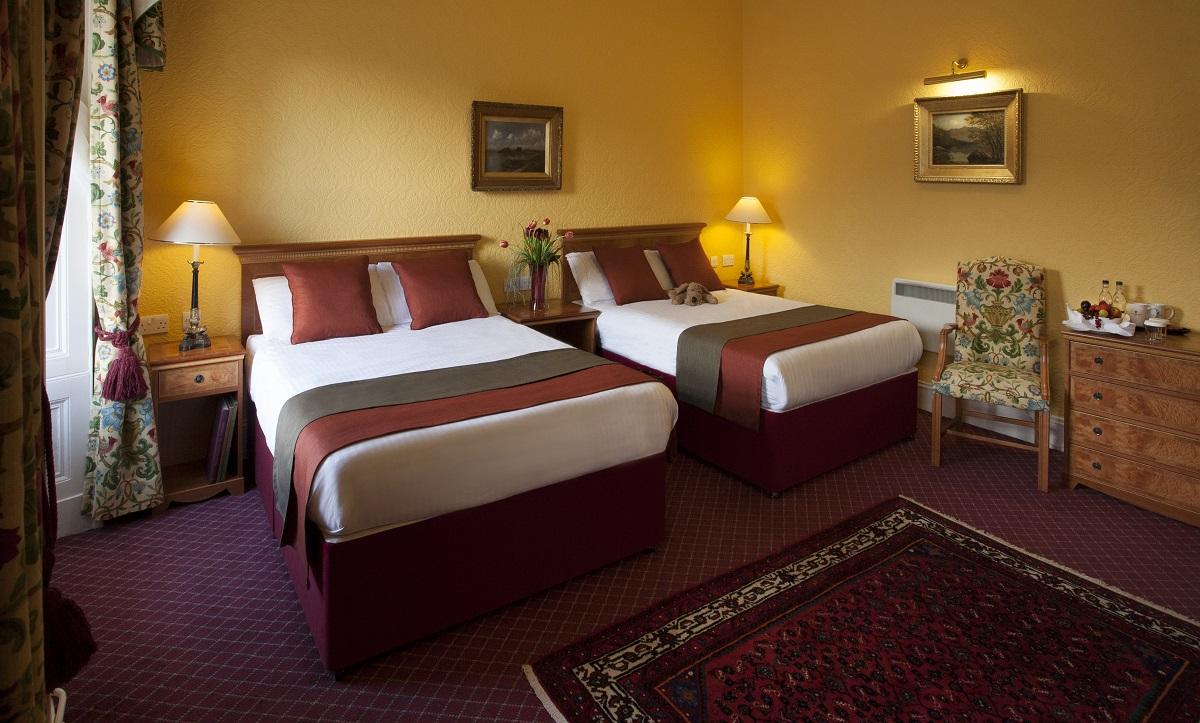 NC500 hotels