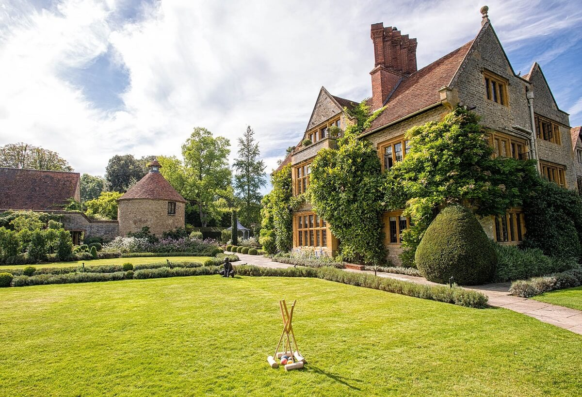Top rated hotels UK: Belmond Oxford