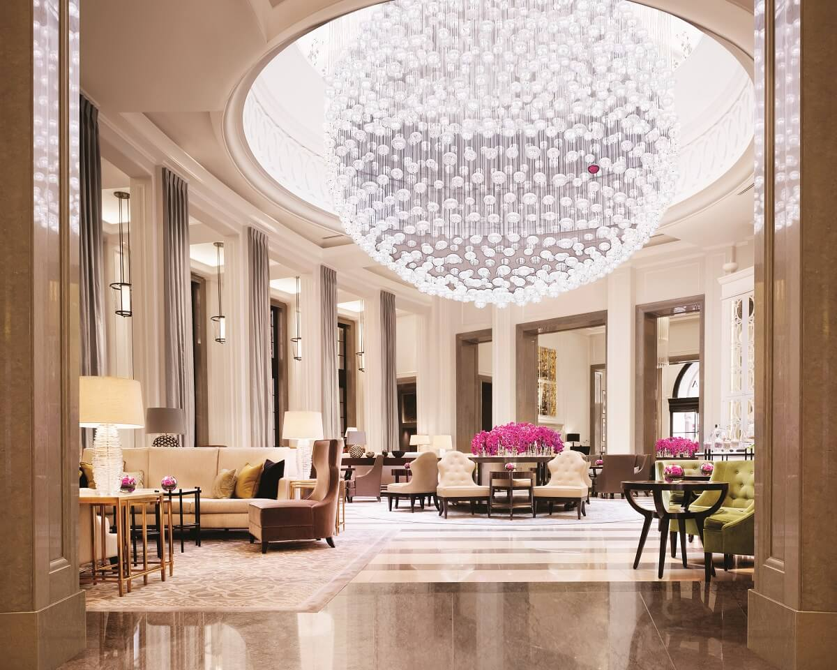 Corinthia London: top rated UK hotels