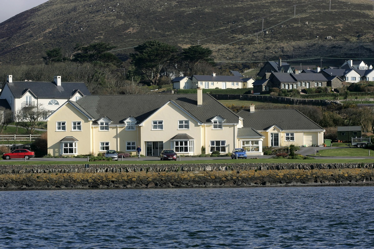 Top hotels in Ireland