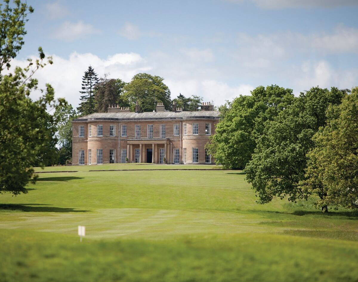 Rudding Park: top rated UK hotels