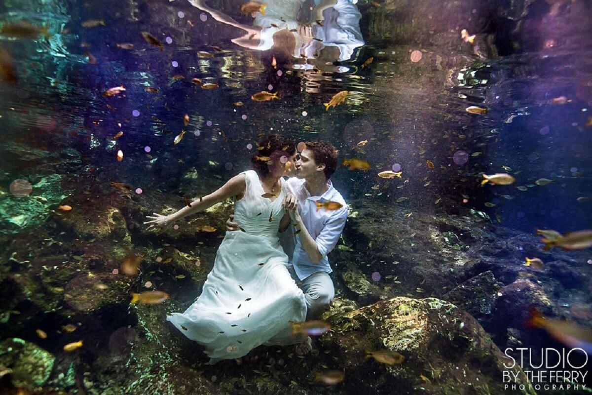 cenote boda