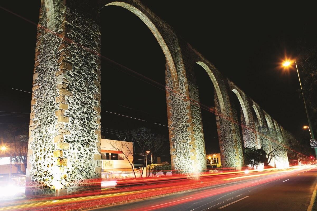 Acueducto Querétaro