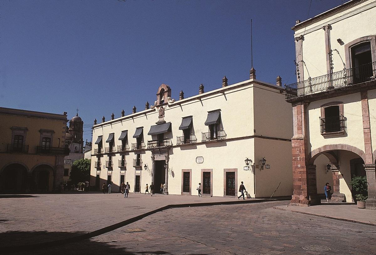 Palacio Gobierno Querétaro