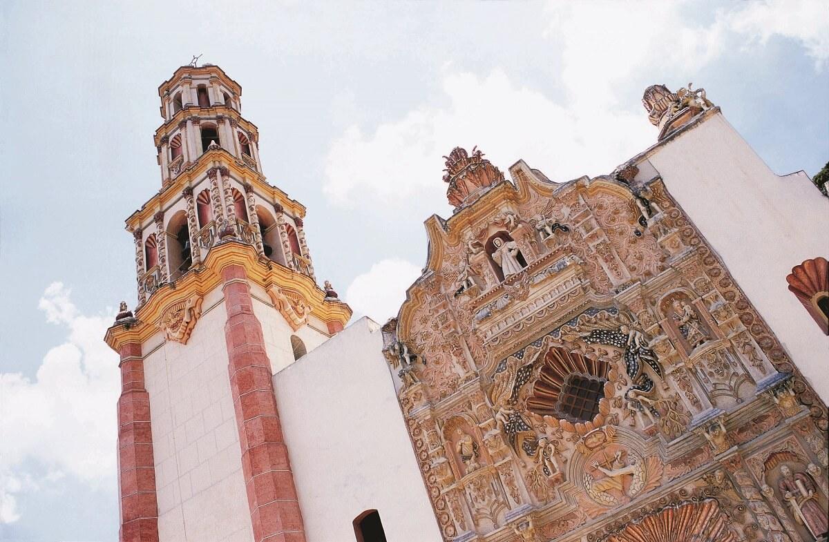 Misiones Franciscanas Querétaro