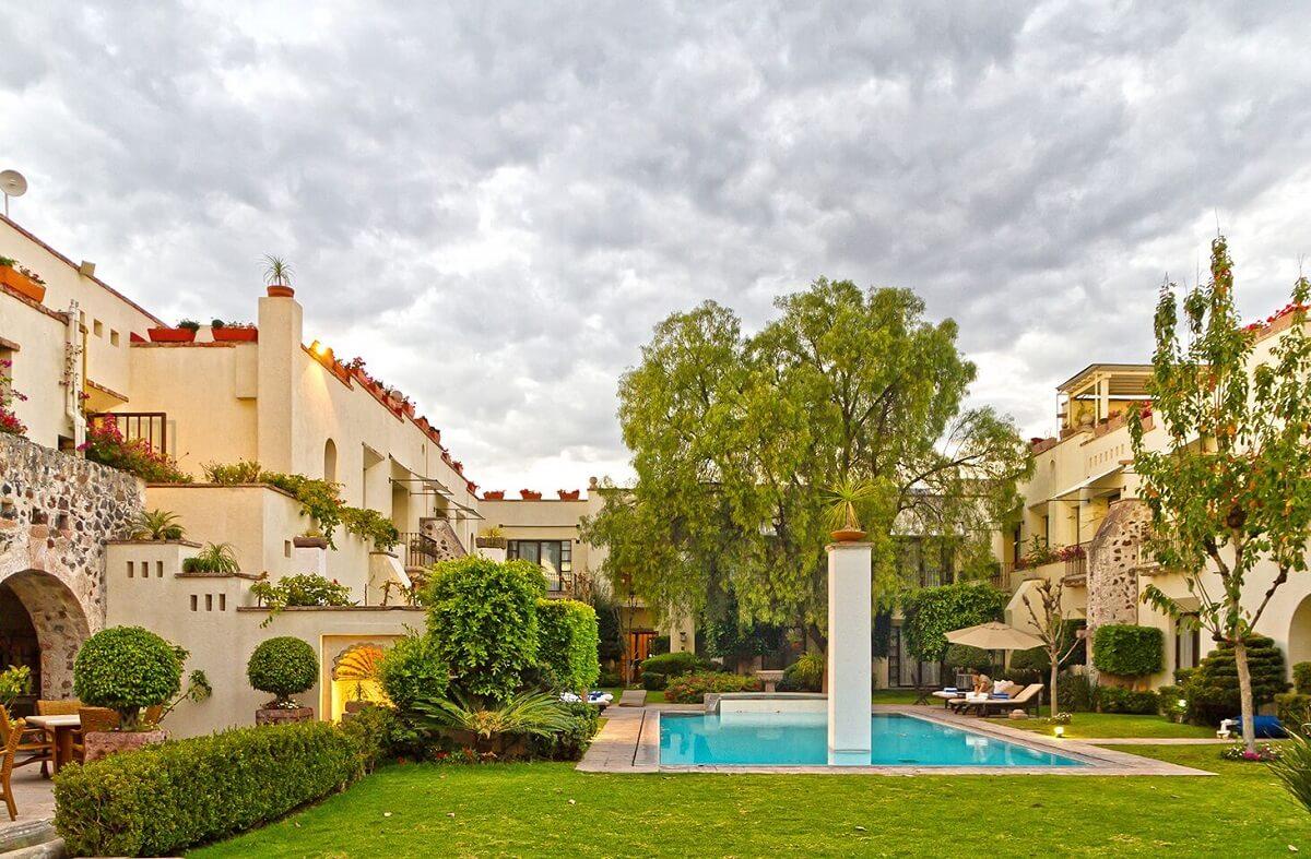 Hotel Doña Urraca Querétaro