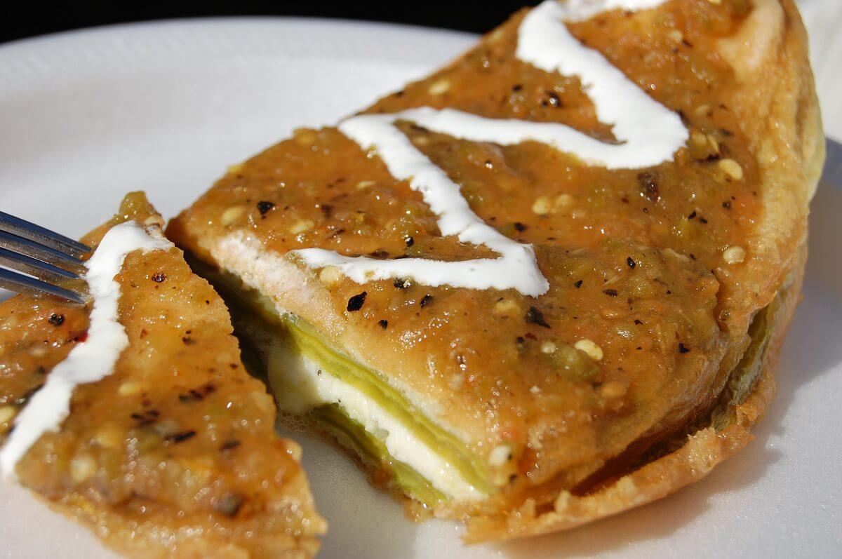 Comida nopales Querétaro