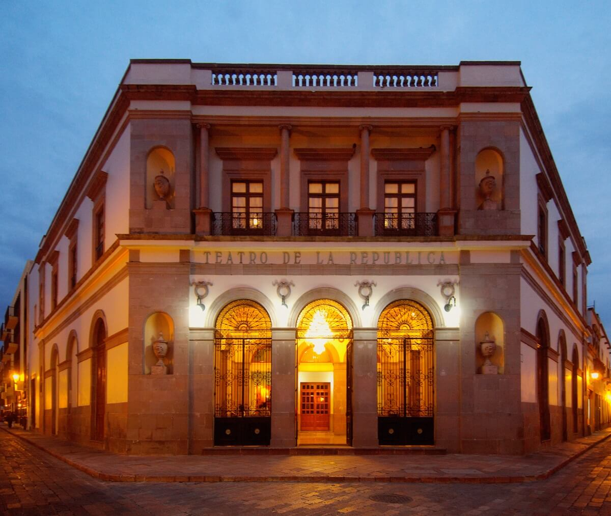 Teatro República Querétaro