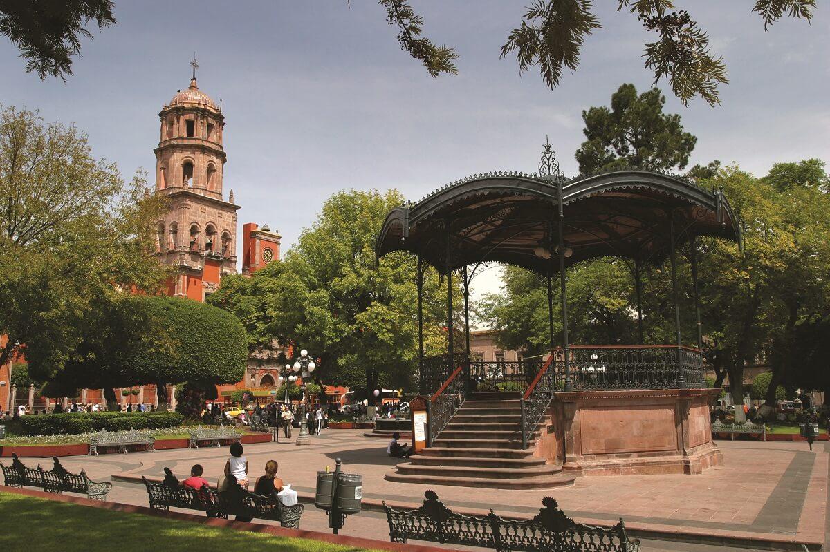 Centro histórico Querétaro