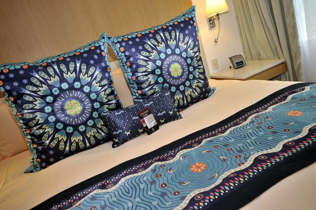 Hotel María Condesa Menu de almohadas