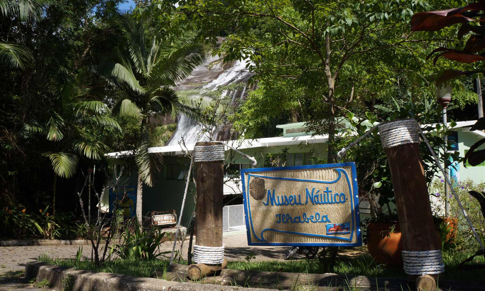Ilhabela Museu Náutico