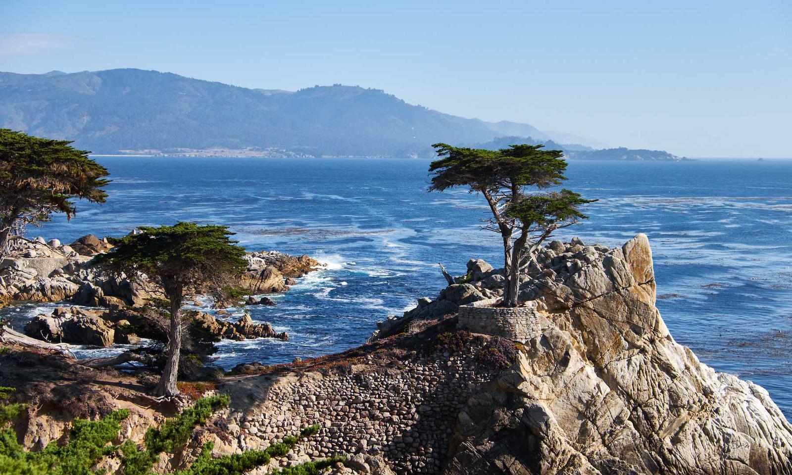 17 Mile Drive Monterey