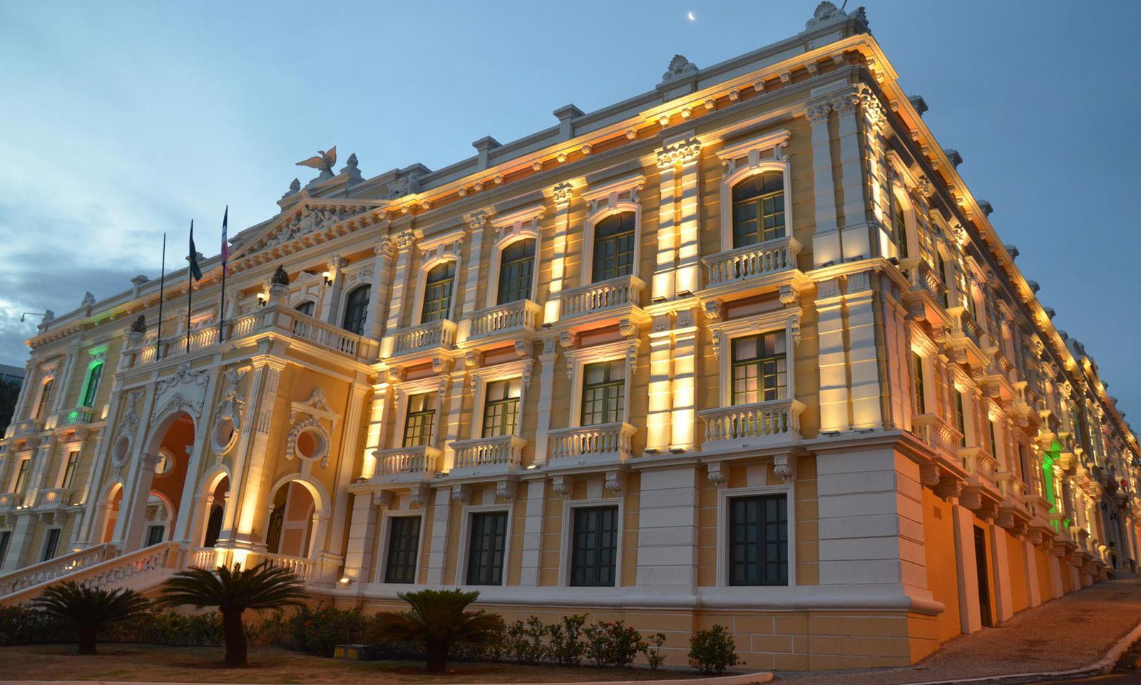 Palácio Anchiete Vitória