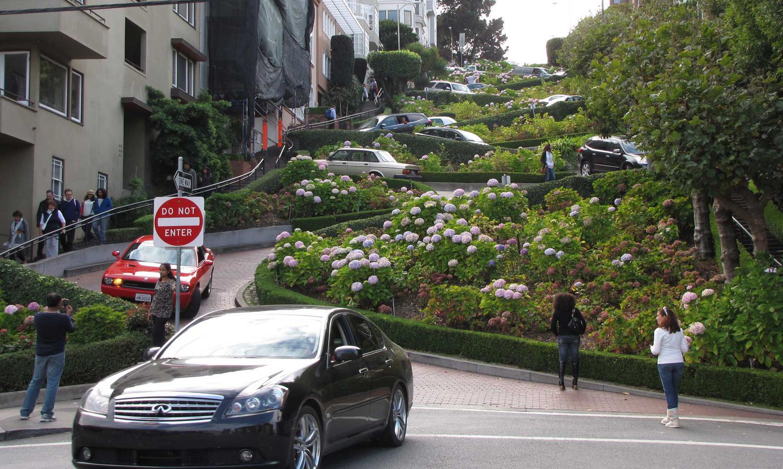 Lombard Street São Francisco