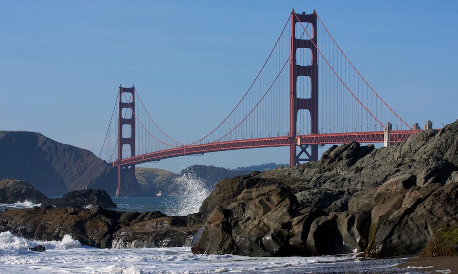 Golden Gate Bridge São Francisco