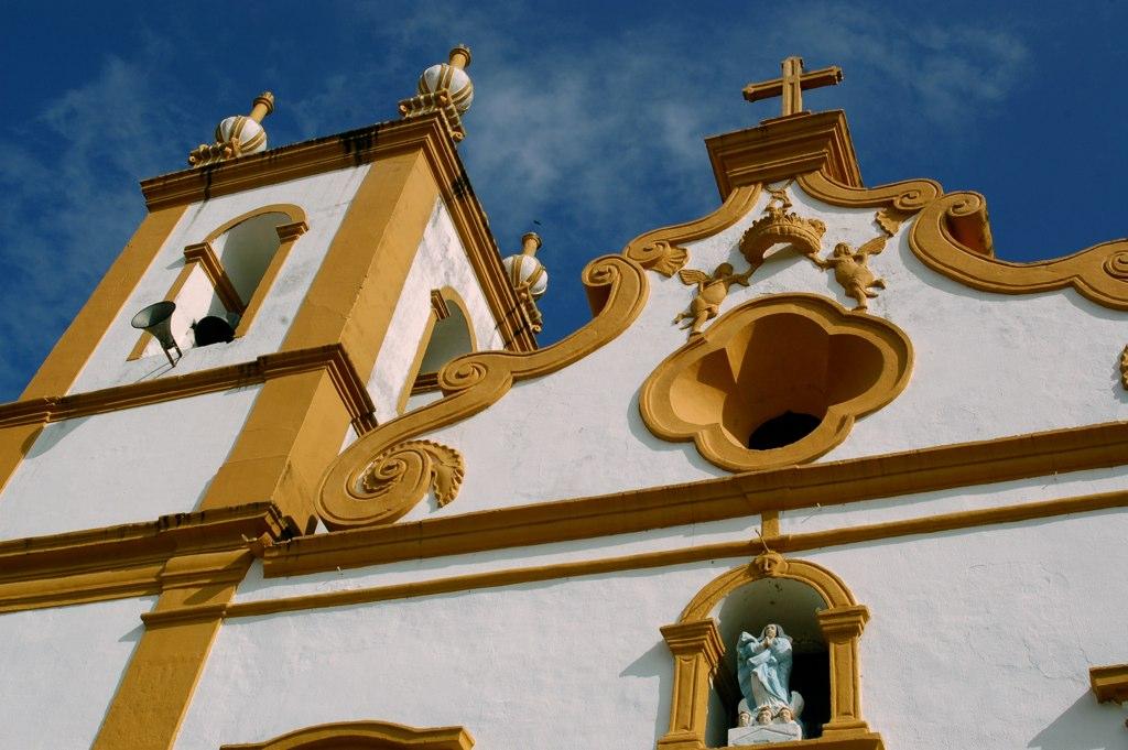 Igreja Matriz de Nossa Senhora da Conceição em Marechal Deodoro, Alagoas