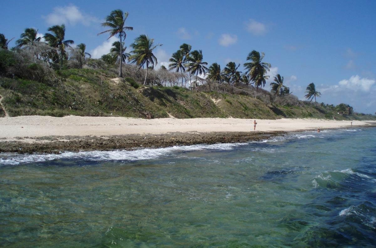 Marechal Deodoro, a Praia do Francês, em Alagoas